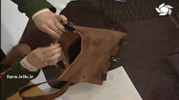 کیف دستی چرم -3