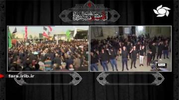 عزاداری در شهرستانهای استان فارس