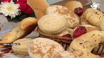 نان و پنیر صبحانه