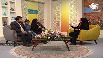 مصاحبه با خانواده مقدس
