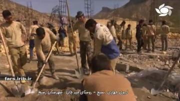 اردوی جهادی روستای میدجان