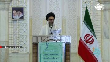 خواندن وصیت نامه شهید سلیمانی
