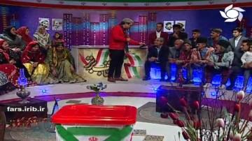 عشایر ایل خمسه پشتیبان انقلاب