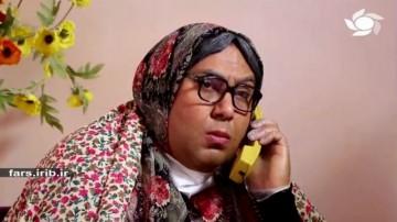 تهدیدهای کرونایی مامان شیرازی