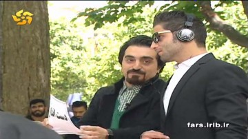 مسابقه زنده در خوشا شیراز
