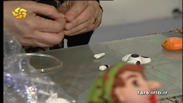 آموزش عروسک یخچالی در کاشانه مهر