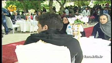 اجرای ترانه بارون حسین توکلی