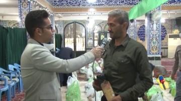 کمک های مومنانه مردم فاروق