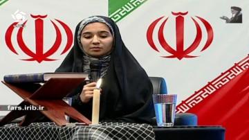 دکلمه خوانی نوجوان شیرازی در وصف امام خمینی(ره)