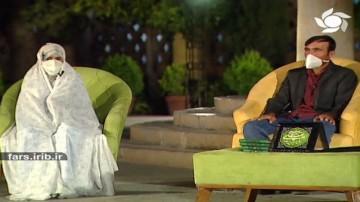 واسونک شیرازی با حضور عروس و داماد