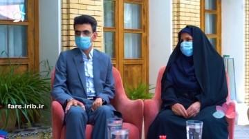 درخشش جوان پارسی با معلولیت