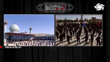 عزاداری سالار شهیدان در فارس