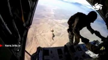 دلیر مردان تیپ 55 هوابرد